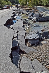 Ravaged Pavement